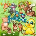 Клипарт для детей - Милые зверюшки