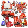 Для пожарной безопасности - Клипарт