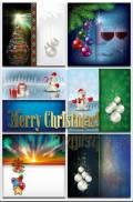 Новогодние фоны. Часть 7 / Christmas backgrounds. Part 7