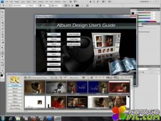Album Design 4.0 for Photoshop