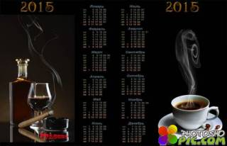 Настенный календарь на 2015 год – Любимые запахи
