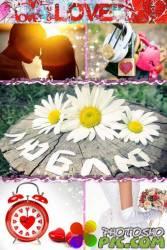 Свадебный вальс – праздничные фоны и подложки
