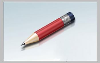нарисовать карандаш фотошоп