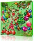Клипарт - Фавориты новогоднего убранства