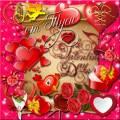 Клипарт - Влюблённое сердце