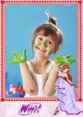 Фоторамка детская для девочки – Я и Винкс