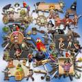 Пираты на острове сокровищ - Детский Клипарт