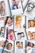 Фотокнига для фотошопа - Семейный архив