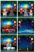 Новогодние фоны-Новогодние композиции.7 часть/Christmas backgrounds-Christmas composition.Part 7