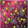 Ракетки для тенниса - Клипарт