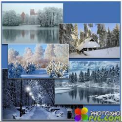 Зимние пейзажи / Winter landscapes